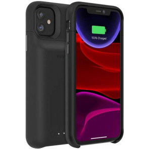 Mophie Juice Pack Access, iPhone 11, 2000mAh Akku, schwarz