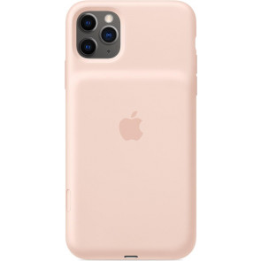 "Apple Smart Battery Case, iPhone 11 Pro Max (6.5""), Sandrosa"