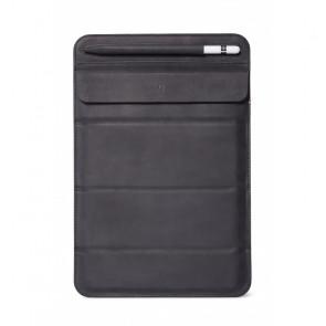 """Leder Foldable Sleeve, 11"""" iPad Pro 2018/2020, schwarz, Decoded"""