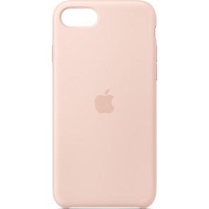 "Apple Silikon Case, iPhone SE/8/7 (4.7""), Sandrosa"