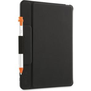 """LMP Keyboard Protect Case, iPad 10.2"""" (2019/2020), schwarz, Englisch UK-Tastatur"""