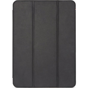 "Decoded Leder Slim Cover, 11"" iPad Pro (2020), schwarz"