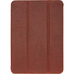 "Decoded Leder Slim Cover, 11"" iPad Pro (2020), braun"