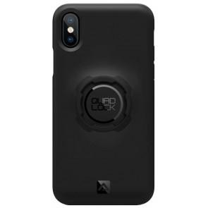 Quad Lock Case, Befestigungssystem, iPhone X/XS, schwarz