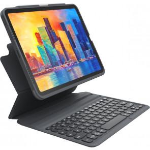 """Zagg Pro Keys, Wireless Tastatur, iPad Air 10.9"""" (2020) Grau, CH-Tastatur"""