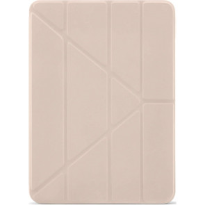 "Pipetto Origami No1 Metallic Case, iPad Air 10.9"" (2020), Rosegold"