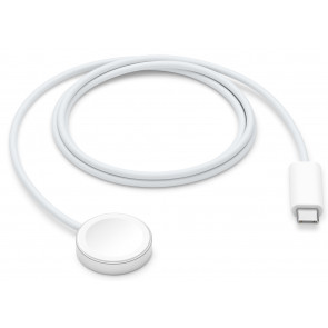 Apple Watch magnetisches Schnellladegerät auf USB-C Kabel, 1m