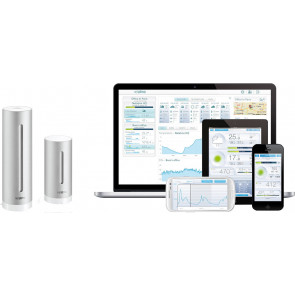 Netatmo Wetterstation für iPhone/iPad, USB