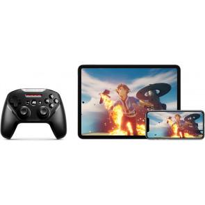 SteelSeries Nimbus+ Wireless Gaming Controller, schwarz