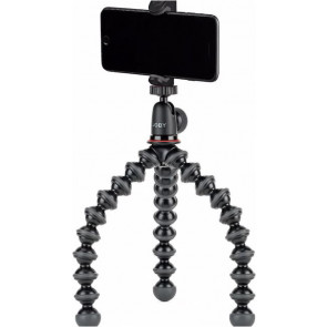GorillaPod 1K Kit Smart flexibles Stativ, schwarz, Joby