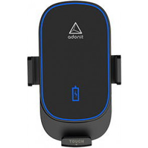 Adonit Wireless Car Charger Qi, 15W, Schwarz