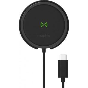 Mophie Snap+ Wireless Vent Mount, Autohalterung, schwarz