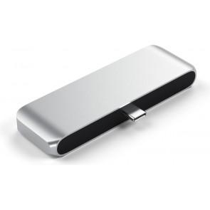 USB-C Mobile Pro Hub für iPad Pro 2020/2018, Satechi, silber