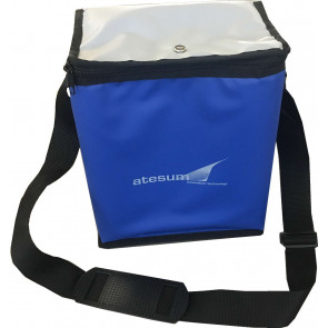 Atesum Soft Bag für 5 iPad, blau