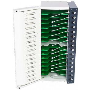 Lock n Charge Putnam 16 Charging Station für iPad + Tablets, nur Ladung