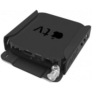 MacLocks verschliessbare Halterung für Apple TV 4. Generation, schwarz
