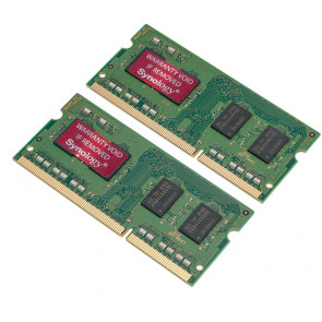 Synology 8 GB (2x4 GB Kit) DDR3L SO DIMM, 1600MHz, zu DS1517+, DS1817+