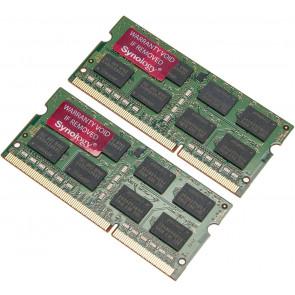 Synology 16 GB (2x8 GB Kit) DDR3L SO DIMM, 1600MHz, zu DS1517+, DS1817+