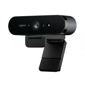 Logitech Brio Ultra HD Pro Webcam, schwarz