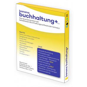 Banana Buchhaltung Plus Professional, Abo 1 Jahr, deutsch