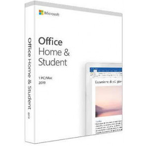 Microsoft Office 2019 Home & Student Mac + Win, englisch