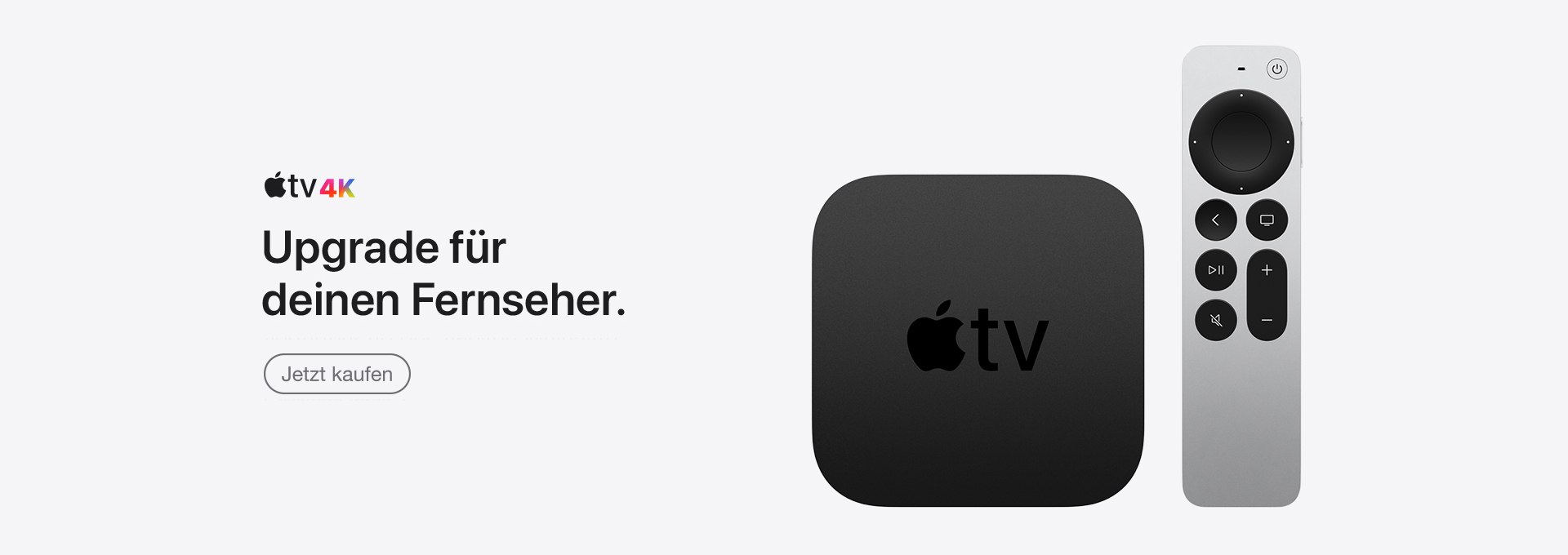 Jetzt Apple TV kaufen