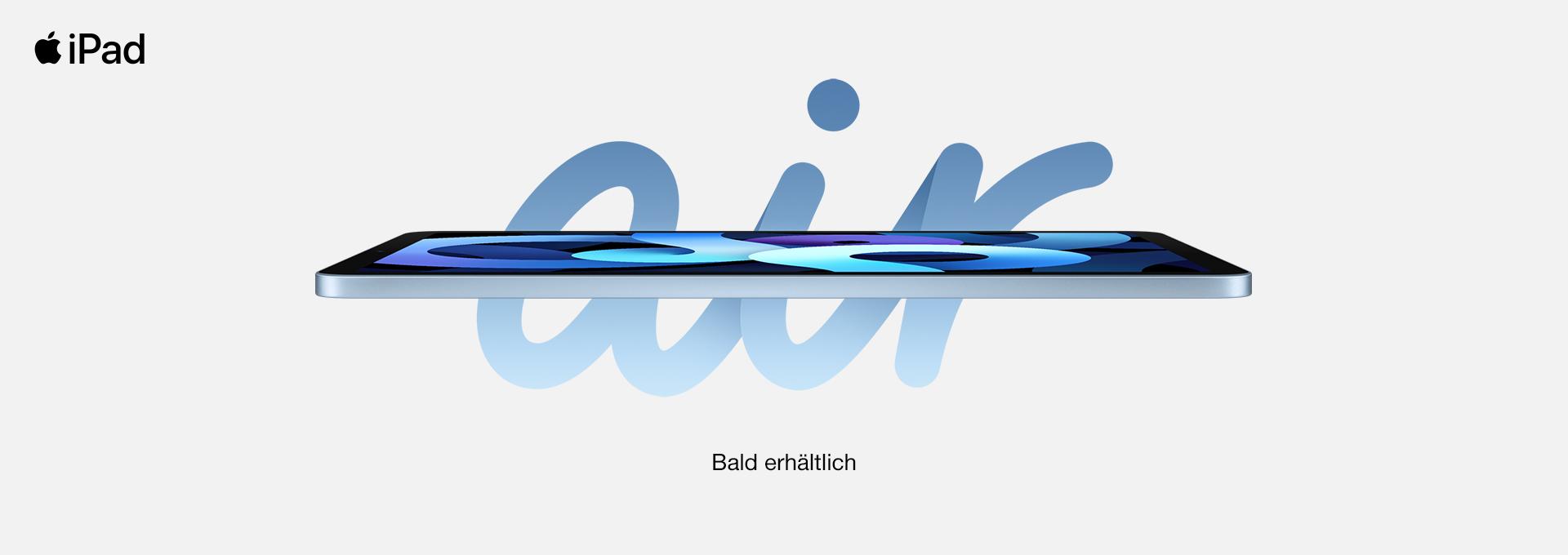 Jetzt Apple iPad Air kaufen