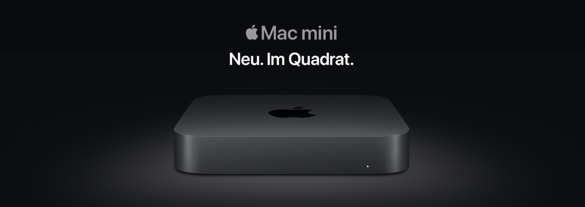 Jetzt Apple MacMini kaufen