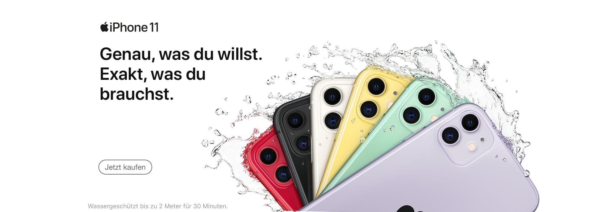 Jetzt Apple iPhone 11 kaufen